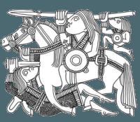 англосаксонские воины